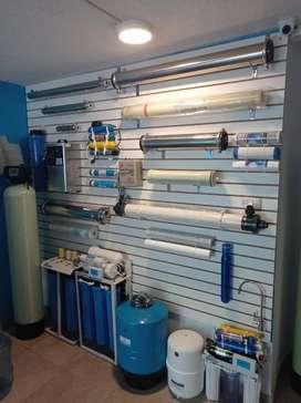 Equipos y accesorios para su envasadora de agua