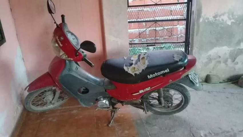 Motomel 110 2015 unico dueño 0