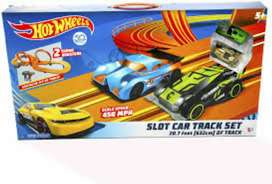 Pista eléctrica Slot Car de  hot wheels