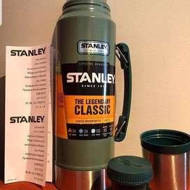 Termo Stanley Classic 1.9 Litro Manija 24h
