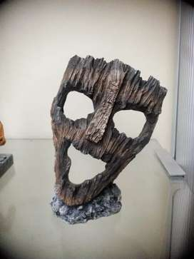 Figura de la mascara