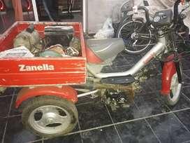 Vento moto carga 110cc