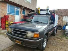 Camioneta Ranger 2300 Modelo 97 Usada, Papeles al día, lista para trabajar