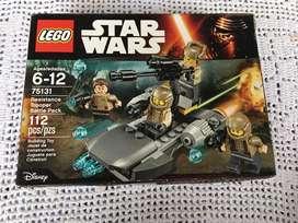 Lego star wars 75131 fotos reales
