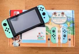 Nintendo swith edición especial