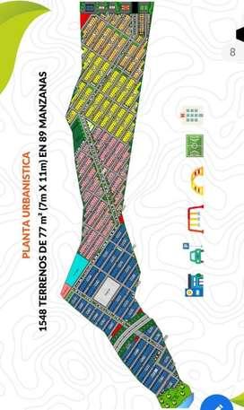 Lote Proyecto Ciudad Jardin