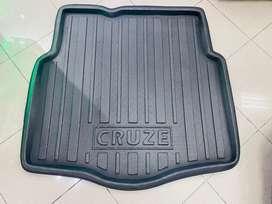 Moqueta cajuela o porta equipaje. Chevrolet CRUZE