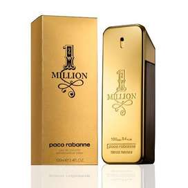 Perfume One Million de Paco Rabanne para Caballero 100ml ORIGINAL