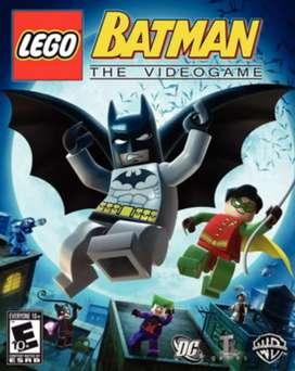 LEGO Batmam The Videogame Nintendo Wii