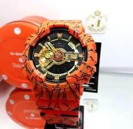 Reloj versión  dragón Ball z original  Casio totalmente nuevo ideal para deportes