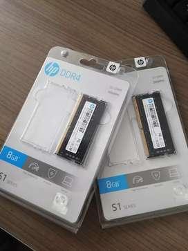 Memoria RAM 8gb 2666 MHz para Laptop