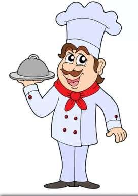 Ayudante de cocina