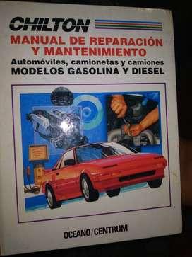 Enciclopedias de mecanica automotriz y enciclopedias generales