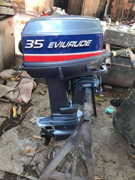 Motor fuera de borda 35 hp