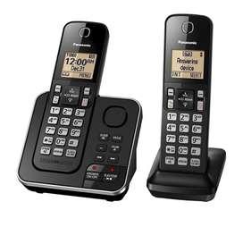 Panasonic Kx tgc362 dúo altavoz contestador