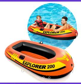 Bote inflable 2 personas