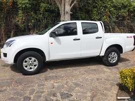 Chevrolet luv D 2.5 AT 4x4 nueva cara