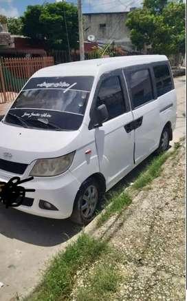 Se vende Vans CHERY