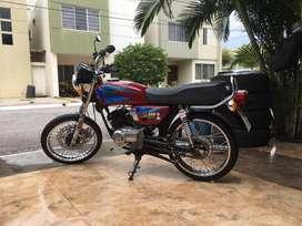 Yamaha Rx 135 del año 80 como nueva restarurada completamente