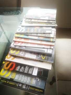 Colección Revistas so ho