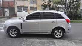 Hermosa Chevrolet Captiva Platinum