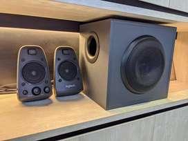 Logitech Z623 Altavoces con impresionante sonido.