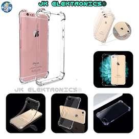 Funda iPhone 6,6+ Silicona Bordes Reforzados