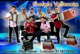 Conjunto Vallenato, Aguazul, Tauramena,