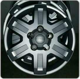 Rin 16 Con Sensor Dodge Journey Y Llanta Usada 225/65 R16