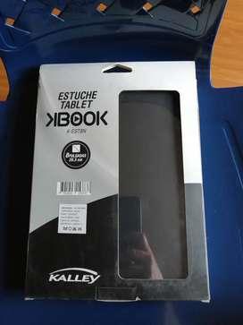 Forro tablet Kalley 8 pulgadas nuevo