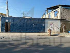 Venta-Fábrica de Sardinas Vía Manta-Jaramijó, provincia de Manabí, a 5 minutos de Jaramijó