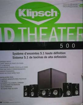Parlantes Home Theater Klipsch