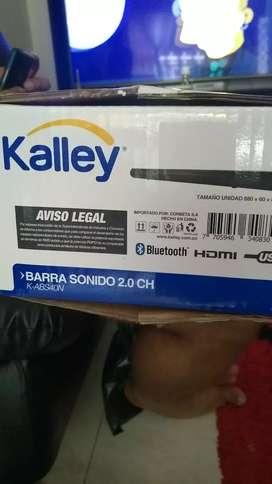 Barra Kalley para televisor