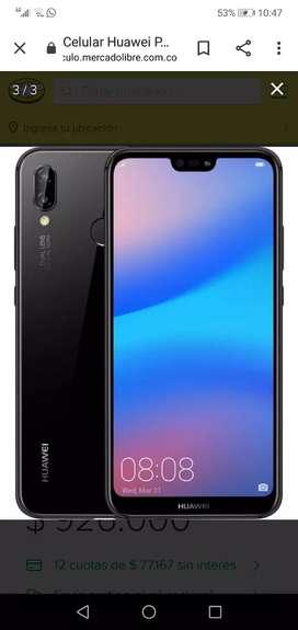 Huawei p20 lite enconomico