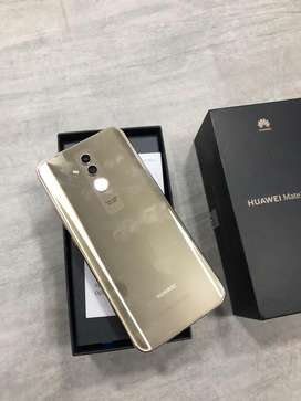 Huawei mate 20 lite de 64gb nuevo caja abierta