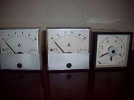 Amperímetro Analógico CC CA