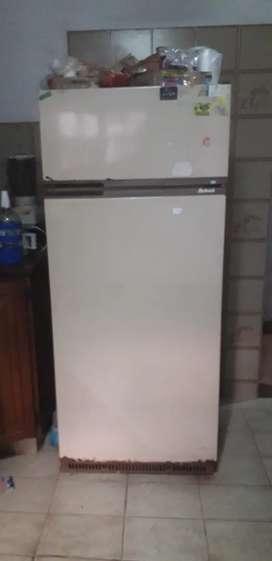 Heladera Patrick con congelador