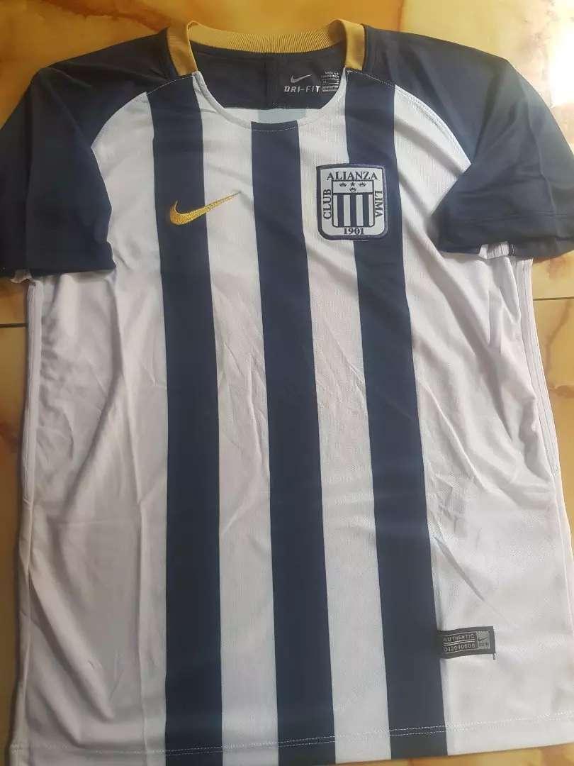 Camiseta Alianza Lima nike 0