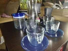 Set café mesa
