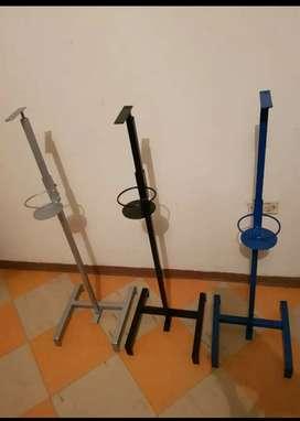 Dispensador Metálico adaptable