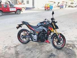 Vendo moto cbr190, uso particular