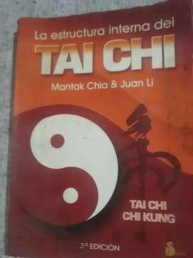 LA ESTRUCTURA INTERNA DEL TAI CHI (usado )