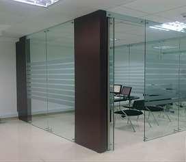 Divisiones y Muebles para Oficina