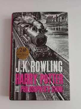 Libro Harry Potter And The Sorcerer's Stone - J.k. Rowling