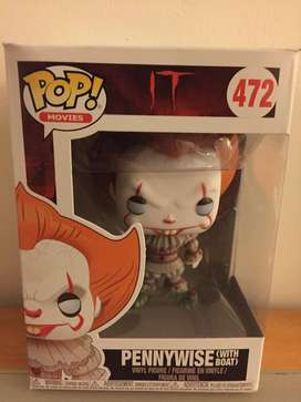 Funko Pop! It Pennywise (With Boat)