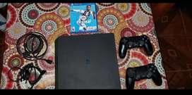 Vendo PS4 Slim Edición Fifa 19