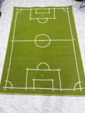 Alfombra Cancha de Futbol 2x1.40m