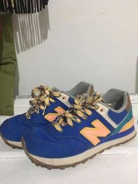Zapatillas New Balance 37