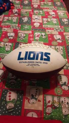 NFL BALON LIONS