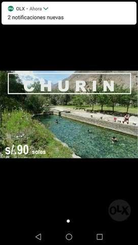 Churin Mobilidad Tours Privados